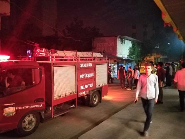 Şanlıurfa'da tacizcinin evi ve işyeri kundaklandı