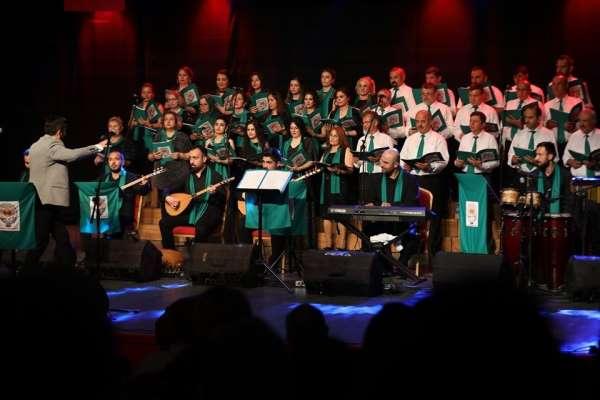 Fatsa'da THM konseri