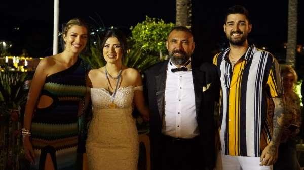 Ünlü iş adamı Mikail Dede Bodrum'da evlendi