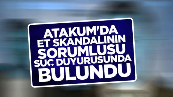 Atakum'da skandalların peşine suç duyurusu