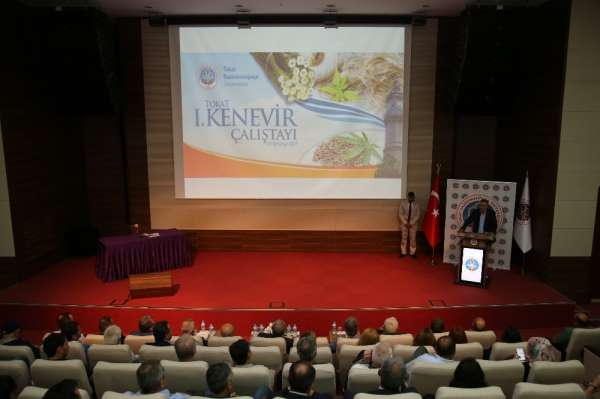 Tokat'ta Kenevir Çalıştayı