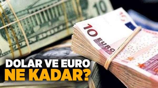 Samsun'da dolar ve euro ne kadar 18 Eylül Çarşamba dolar ve euro fiyatları
