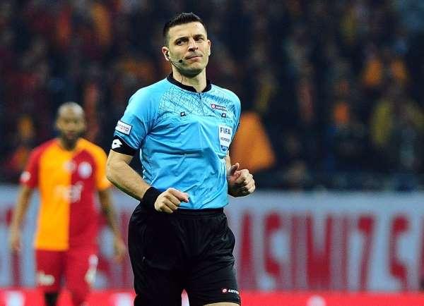 Fenerbahçe-Kayserispor maçının hakemi oldu