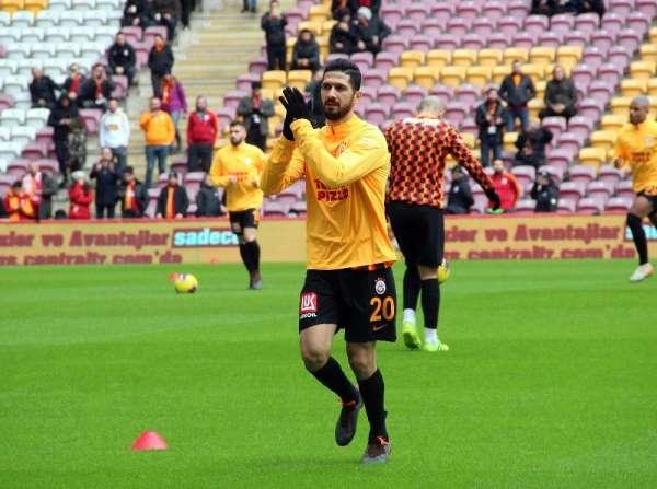 Galatasaray'da yeni transfer Saracchi ilk resmi maçında 11'de