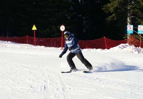 Özel haber Karnelerini alan öğrenciler, kayak merkezlerine koştu