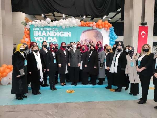 AK Partili Çam, CHP'li kadınlara seslendi: 'Partilerinde kadınlara yapılan taciz ve tecavüzlere neden ses çıka