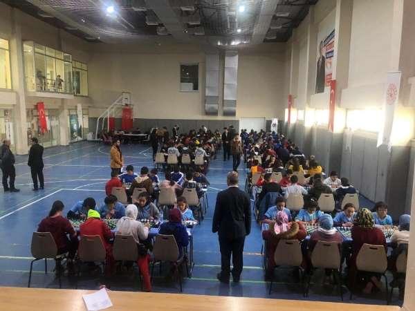Kilis'te satranç turnuvası yapıldı