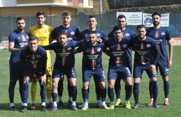 TFF 2. Lig: Hekimoğlu Trabzon FK: 2 - Sancaktepe FK: 0
