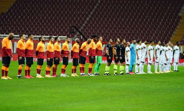 Alanyaspor ile Galatasaray 10. randevuda