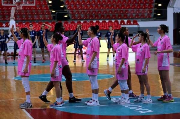Bellona Kayseri Basketbol galibiyet hedefliyor