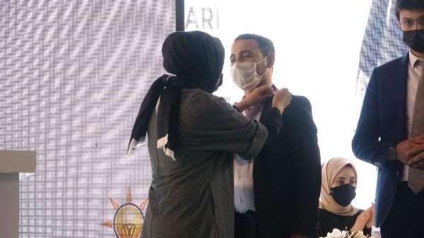 CHP'yi terör örgütü sempatizanlarına kucak açmakla suçladı, AK Parti'ye geçti