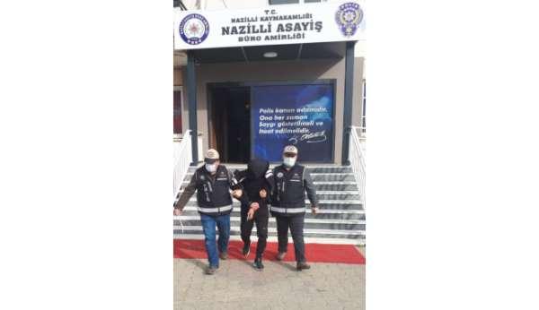 Cinsel saldırıdan aranıyordu, Nazilli'de yakalandı