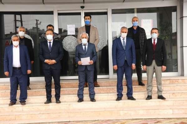 Erciş'teki STK'lardan teröre tepki