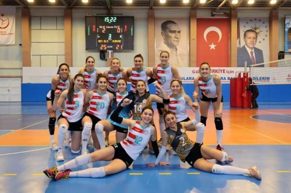 Filede Nevşehir Belediyespor rahat kazandı