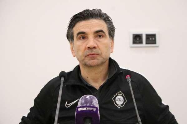 Osman Özköylü: 'Galibiyeti taraftarımıza armağan ediyoruz'