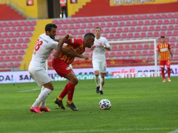 Sivasspor ile Kayseripor 28. randevuda
