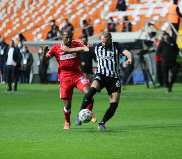 TFF 1. Lig: Adana Demirspor: 1 - Altay: 2