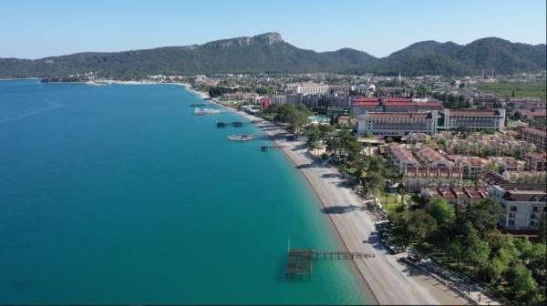 Yeni sezonda Kemer, Antalya'nın gözde turizm merkezi olacak