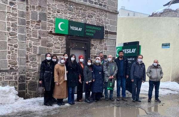 Atatürk Üniversitesinden YEDAMa iş birliği ziyareti