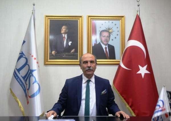 Başkan Balcıoğlu: Güven tesis etmeliyiz