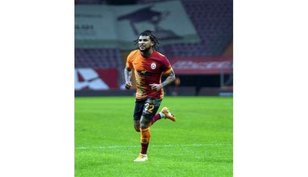 DeAndre Yedlini ilk gol sevinci