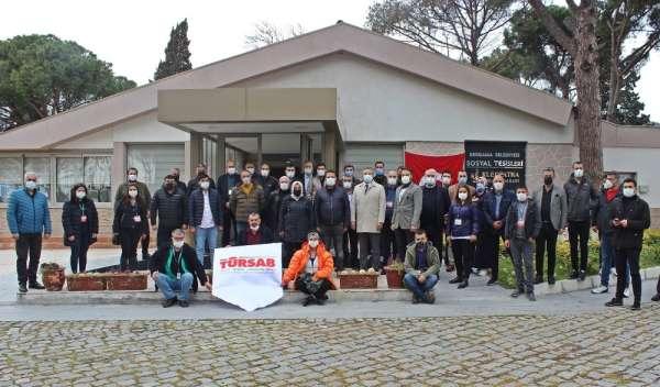 Güneydoğu turizm acenteleri Bergamayı ziyaret etti