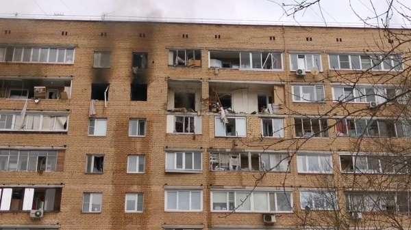 Rusyada doğalgaz patlaması: 2 ölü, 3 yaralı