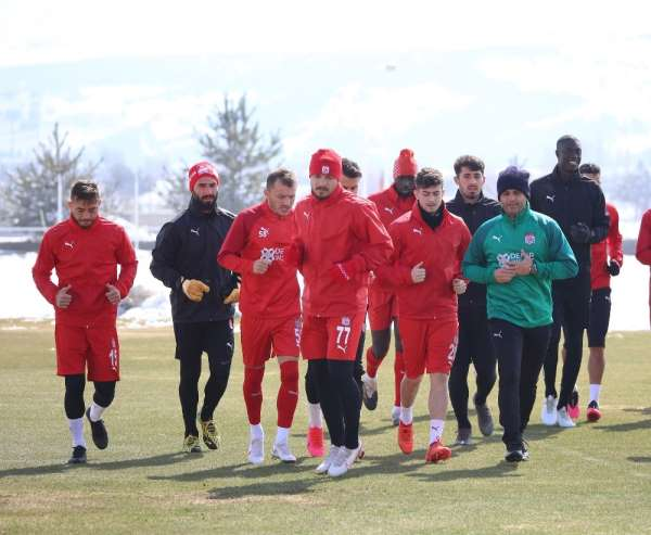 Sivassporda Göztepe maçı öncesi 3 eksik!