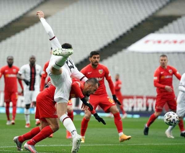 Süper Lig: Fatih Karagümrük: 3 - Hes Kablo Kayserispor: 0 (Maç sonucu)