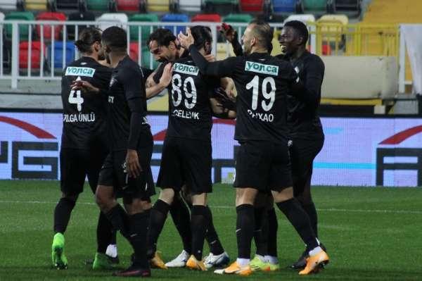 TFF 1. Lig: Altay: 3 - Menemenspor: 0