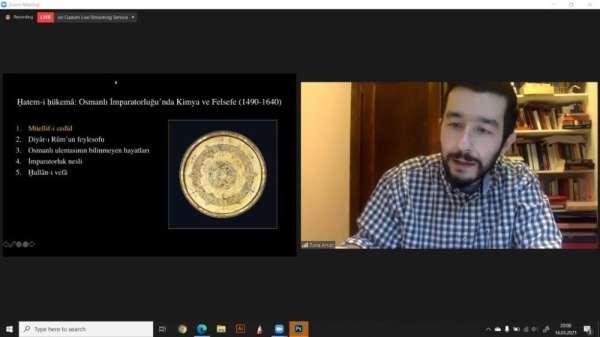 Tuna Artun: Osmanlı İmparatorluğunda kimya ve felsefe birbiriyle ilişkiliydi