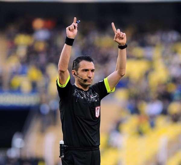 Ankaragücü, Denizlispor maçını Abdülkadir Bitigen yönetecek