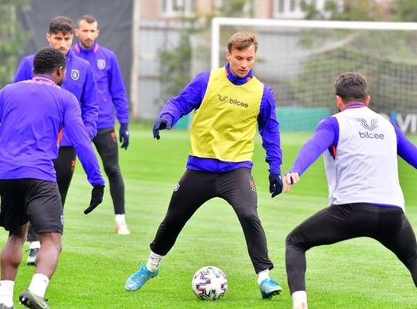 Başakşehirde Kasımpaşa maçı hazırlıkları başladı