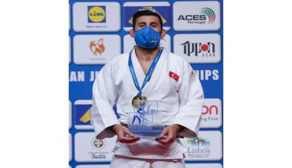 Büyükler Avrupa Judo Şampiyonasında üçüncü kez: 2 Altın