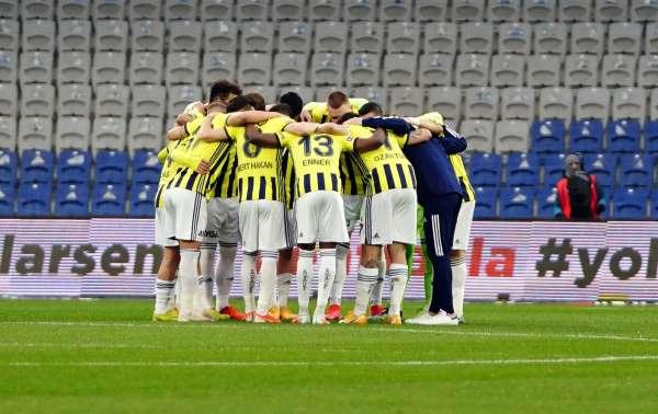 Fenerbahçenin saha içi istatistikleri yükselişte!