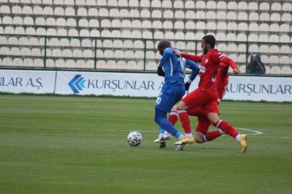 TFF 1. Lig: RH Bandırmaspor: 2 - Boluspor: 3