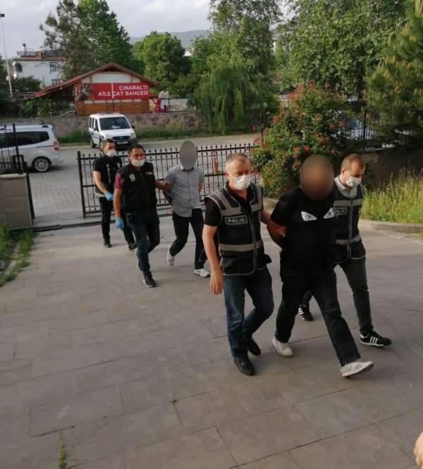 Tokat'ta sahte parayla dolandırıcılık yapan 3 kişi tutuklandı