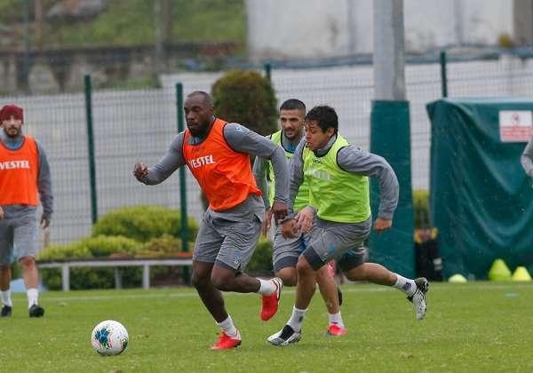 Trabzonspor'da Manoel Messias, verilen arayı fırsata çevirdi