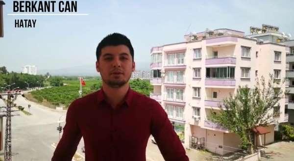 Üniversiteli öğrencilerden İstiklal Marşı klibi