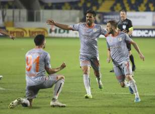 Süper Lig: MKE Ankaragücü: 1 - Medipol Başakşehir FK: 2 (Maç sonucu)