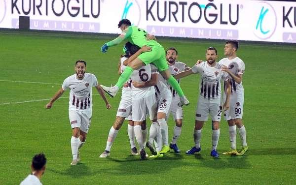 TFF 1. Lig: İstanbulspor: 2 - Hatayspor: 2