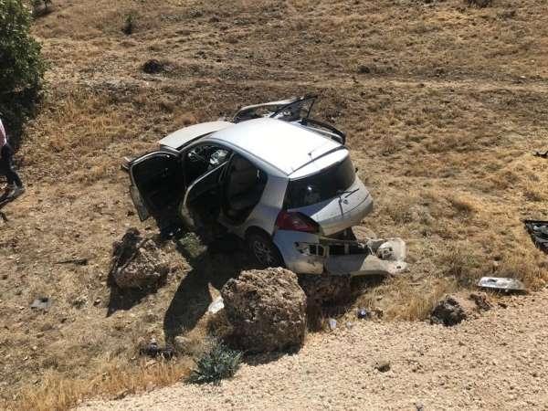 Midyatta trafik kazası: 3 yaralı