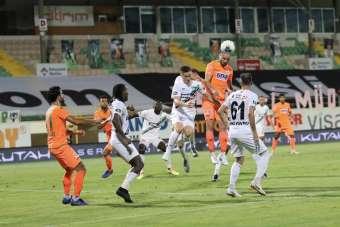 Süper Lig: Aytemiz Alanyaspor: 1 - Denizlispor: 0 (Maç sonucu)