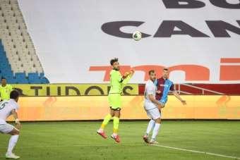 Süper Lig: Trabzonspor: 1- İttifak Holding Konyaspor: 0 (Maç devam ediyor)