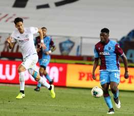 Süper Lig: Trabzonspor: 3- İttifak Holding Konyaspor: 4 (Maç sonucu)