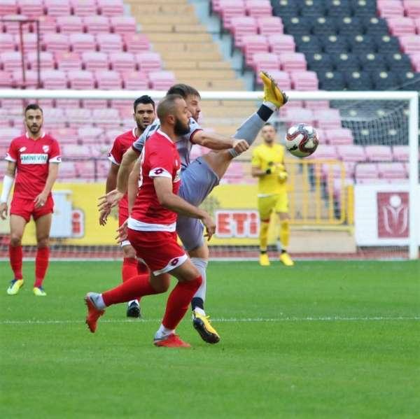 TFF 1. Lig: Eskişehirspor: 0 - Boluspor: 3