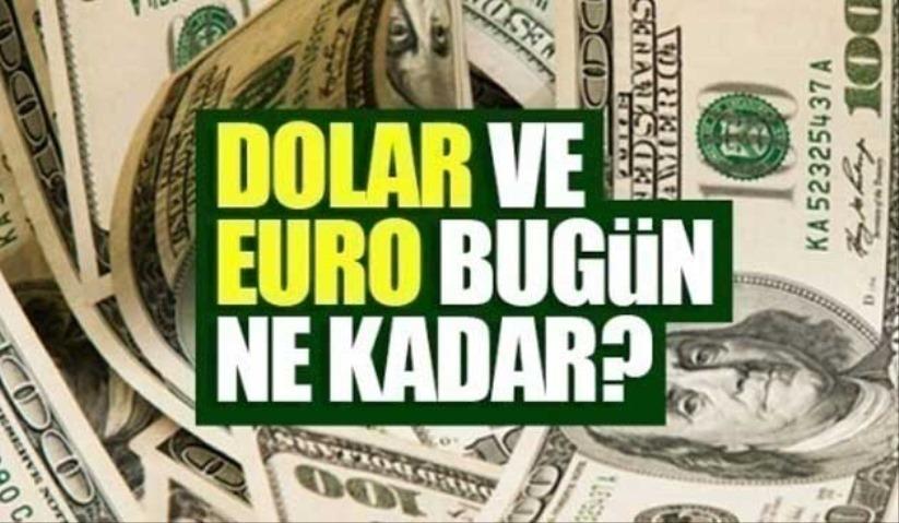 Dolar ve euro ne kadar? İşte 19 Temmuz Pazartesi dolar kuru
