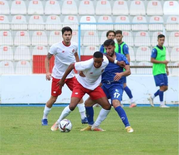 Antalyasporun Erzurum kampı verimli geçti