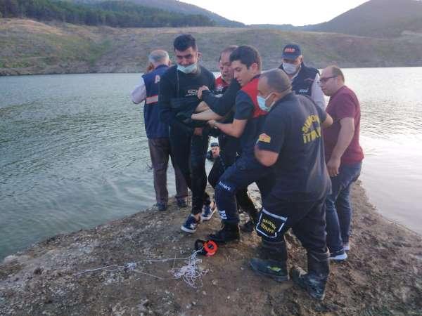 İtfaiye ekibi Derinöz barajındaki faciayı anlattı