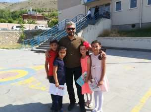 32. Boğaziçi Kıtalararası Yüzme Yarışında Erzincan'ı temsil edecek